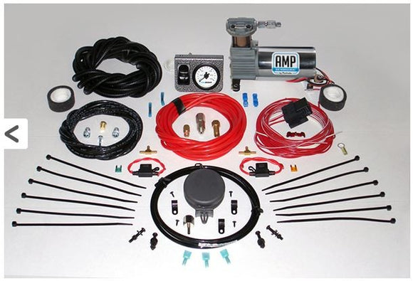 Pacbrake HP10135 Air Compressor & Air Suspension Simultaneous Inflation Controls hp10135