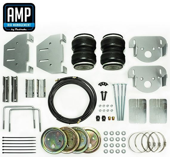 2017 - 2018 F250 F350 PacBrake Air Bag Suspension Kit HP10304