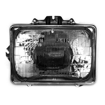 Ford superduty sealed beam headlight 1999-2010 '100258