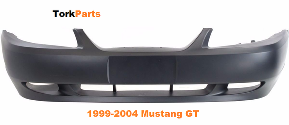 1999 - 2004  Ford Mustang GT Front Bumper Cover