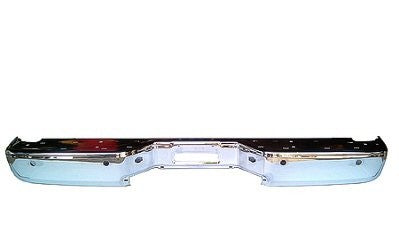2004-2014 Nissan Titan Rear Chrome Bumper '100188