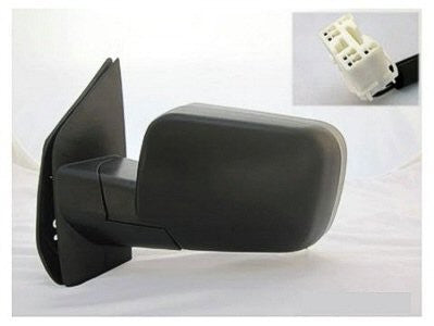 2004 - 2015 Nissan Titan Side view Mirror with power - sport