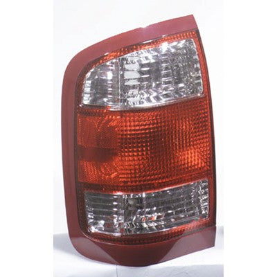 1999-2004 Nissan Pathfinder Tail Light NI2800136V / NI2801136V