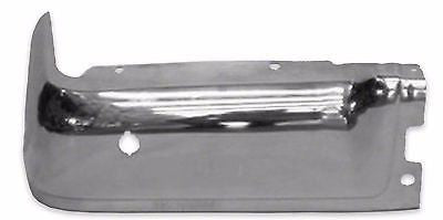 2009-2014 Ford F150 Rear bumper Ends (chrome)