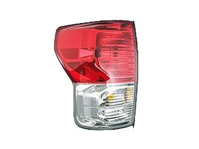 2010-2013 Toyota Tundra Tail light '100207