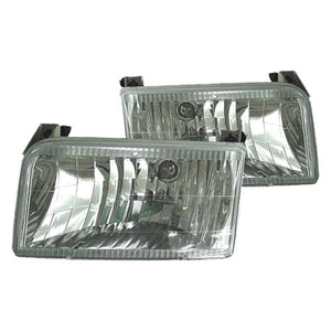 1992 - 1996 Ford F150 F250 F350 Bronco Performance Headlights  FO2505102