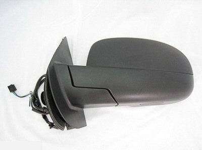 Sierra, Silverado, Yukon, Tahoe 2007-2014  side view mirror (non-towing) GM1320325 / GM1321325