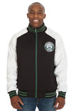 Milwaukee Bucks Reversible Polyester Track Jacket