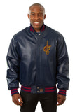 Cleveland Cavaliers Full Leather Jacket