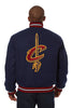 Cleveland Cavaliers Embroidered Wool Jacket