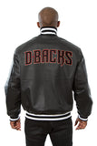 Arizona Diamondbacks Full Leather Jacket