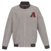 Arizona Diamondbacks Nylon Bomber Jacket