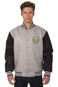 Denver Nuggets Poly-Twill Jacket