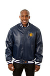 Indiana Pacers Full Leather Jacket
