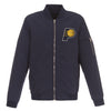 Indiana Pacers Nylon Bomber Jacket