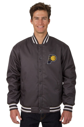 Indiana Pacers Poly-Twill Jacket