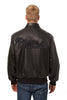 PHILADELPHIA PHILLIES FULL LEATHER JACKET - BLACK/BLACK