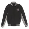 Colorado Rockies Reversible Wool Jacket