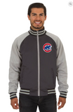 Chicago Cubs Reversible Track Jacket