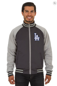 Los Angeles Dodgers Reversible Track Jacket