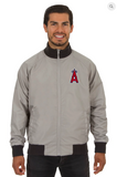 Los Angeles Angels of Anaheim Reversible Track Jacket