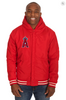 Los Angeles Angels of Anaheim Reversible Fleece Hoody