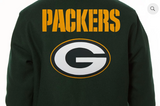 Marv Fleming- Green bay Packer, Wool Varsity
