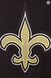New Orleans Saints Reversible Wool Varsity Jacket