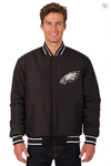 Philadelphia Eagles Reversible Wool Varsity Jacket