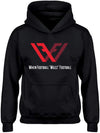 "When Football ""Wuzz"" Football Hoodie"