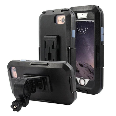 Support iPhone Moto Coque Protectrice