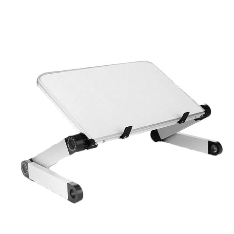 Support Ordinateur Portable Ergonomique Argent