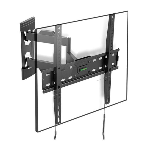 Support TV Mural Orientable et Inclinable Grand Écran