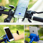 Support Vélo Smartphone sur Guidon