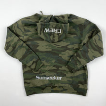 Load image into Gallery viewer, Forest Camo Hoodie