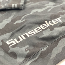 Load image into Gallery viewer, The ShiYacht Black Camo Hoodie