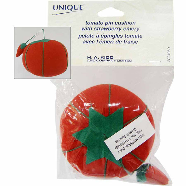 UNIQUE Tomato Pin Cushion