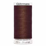 GÜTERMANN MCT Sew-All Thread 250 - 578 Chocolate