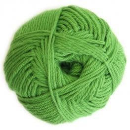 Knitca Cotton Forest Green