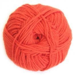 Knitca Cotton Tangerine