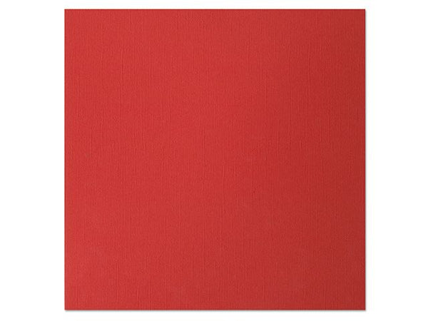 Bazzill Cardstock: 12''x12'' 9279 Bazzill Red