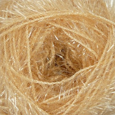 Creative Bubble Yarn Soft Gold