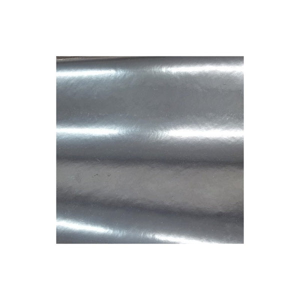 Deco Poly Chrome Polish Silver 12'' x 12''