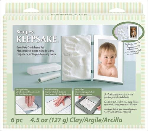Sculpey Keepsake Frame Set