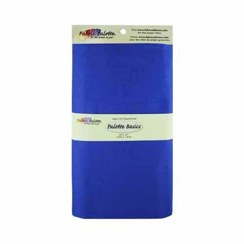 100% Cotton Fabric - Royal Blue - 1.8 x 1m (2yds x 42'')