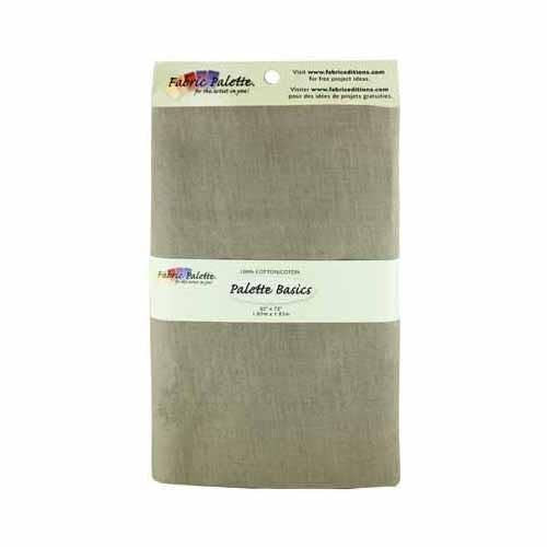 100% Cotton Fabric - Taupe - 1.8 x 1m (2yds x 42'')