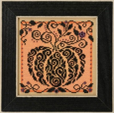 Mill Hill Cross Stitch Bead Kit - Fall/Winter -