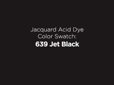Jacquard Acid Dye 1/2oz - Jet Black