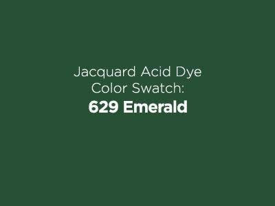 Jacquard Acid Dye 1/2oz - Emerald