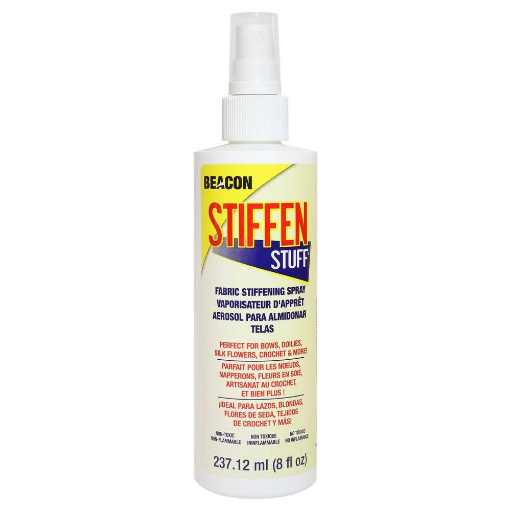 BEACON Stiffen StuffTM Fabric Stiffening Spray -236ml (8oz)